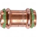 Raccord cuivre droit à sertir - Femelle - Ø 12 mm - Comap