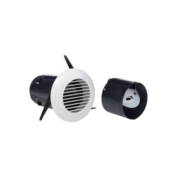 Kit bouche WC AUTO + BIP EasyHOME - VMC simple flux - Aldes