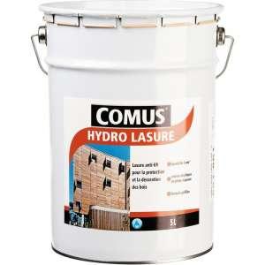 Lasure anti-UV teinte chêne claire - 3 L - Hydro lasure - Comus