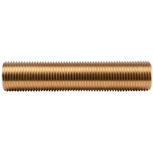 """Tige filetée laiton - M 1/2"""" - 100 mm - Comap"""