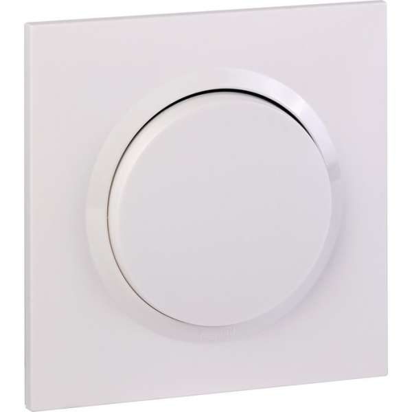 Interrupteur ou va-et-vient blanc 10 AX - Dooxie one - Legrand