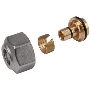 Adaptateur PER droit - Ø 12 mm - Série R179 - Giacomini