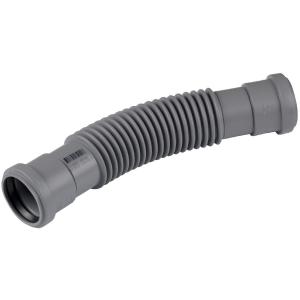 Raccord souple PVC gris - Ø 32 mm - Coudix Push-Fit - Girpi