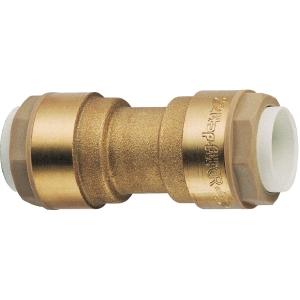 Raccord laiton droit à emboîtement - Ø 12 mm - Itap-Fit - Itap
