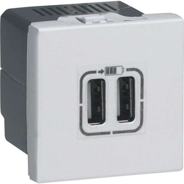 Prise de chargeur USB - Legrand