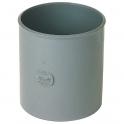 Raccord de réparation PVC gris - Ø 32 mm - Nicoll