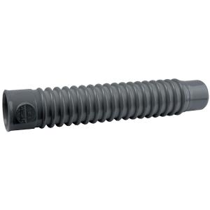 Raccord PVC gris souple - Mâle / femelle Ø 32 mm - Spécial rénovation - Nicoll