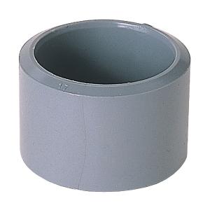 Raccord PVC gris réduit - Mâle / femelle Ø 32 - 25 mm - Nicoll
