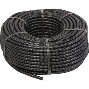 Gaine PVC avec tire-fil - Ø 16 mm - Couronne de 100 m - Electraline