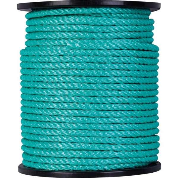Bobine de corde polypropylène - Ø 10 mm - Corderies Tournonaises