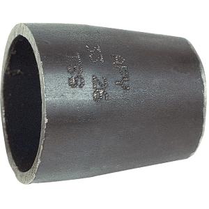 Raccord acier réduit à souder - Ø 33,7 mm - Ø 26,9 mm - Virfollet & cie