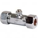 Robinet d'arrêt bicone à vis réduit - Ø 10 mm - Ø 12 mm - Arco