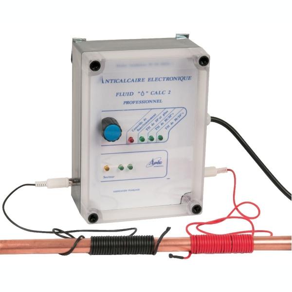Anti calcaire électronique domestique - Apic