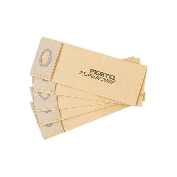 Sac pour aspirateur SELFCLEAN SC-FIS-CT MINI/MIDI 2/5 - Festool