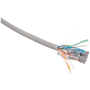 Câble FTP RJ45 - Couronne 25 m - Electraline