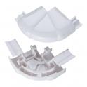 Angle extérieur variable - Pour goulotte 50 x 80 mm - Mosaic - Legrand