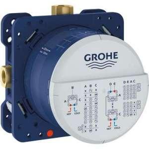 Corps encastré  pour robinet de douche - Rapido Smartbox - Grohe