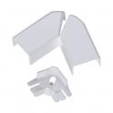 Angle plat variable - Pour moulure 20 x 12,5 mm - DLPlus - Legrand