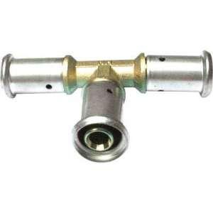 Té égal multicouche à sertir - Diamètre 32 mm - Sélection Cazabox