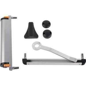 Ferme-porte compact pour portail - Pour portillons jusqu'à 1100 mm de largeur - Locinox