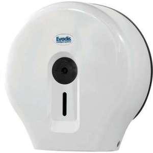 Distributeur de papier toilette Jumbo - Blanc - MP Hygiene