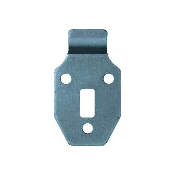 Patte de fixation pour support de lavabo - 3mm - RAM