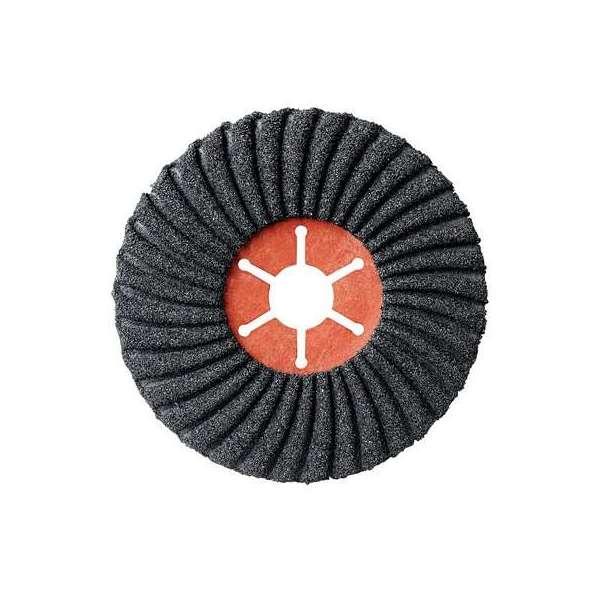 Disque semiflexible carbure de silicium diamètre 125 x 22 mm - Grain 36 - SCID