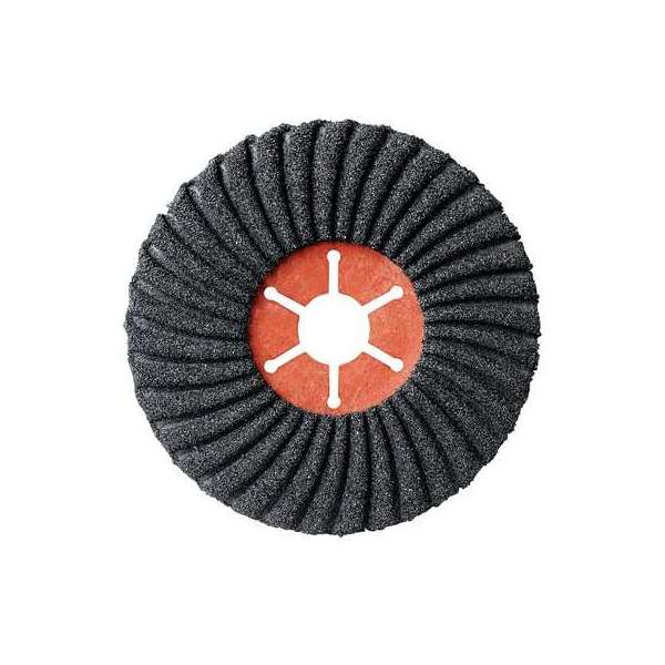 Disque semiflexible carbure de silicium diamètre 125 x 22 mm - Grain 60 - SCID