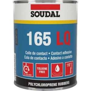 Colle néoprène 165LQ - Liquide - Soudal