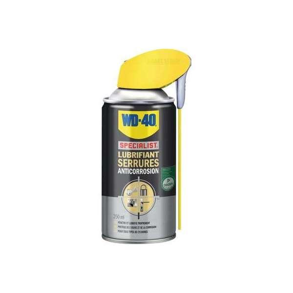 WD 40 Lubrifiant serrures - Aérosol 250 ml - WD 40