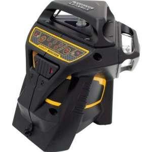 Niveau laser multiligne X3R - Rouge - 360° - Stanley Fatmax
