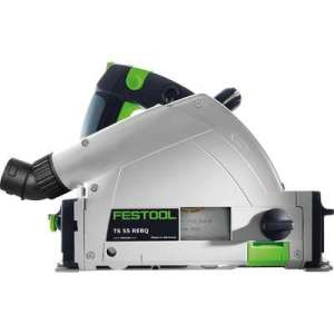 Scie plongeante TS55REBQ+FS - 576007 - Vitesse 2000 à 5800 tr/min - Festool