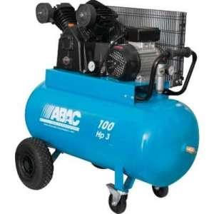 Compresseur à piston - Réservoir 100 l - Puissance 3 CV - Abac