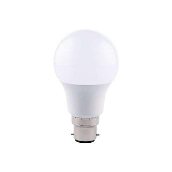 Ampoule LED standard B22 - 806 Lumens - 8,5 W - 4000 K - Vendu par 10 - Dhome