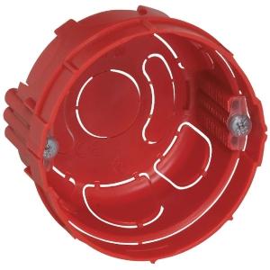 Boîte d'encastrement ronde Batibox maçonnerie 1 poste - Legrand