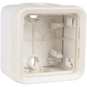 Boîtier blanc composable - 1 poste - Plexo - Legrand