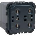Interrupteur variateur 600 W Céliane - Legrand