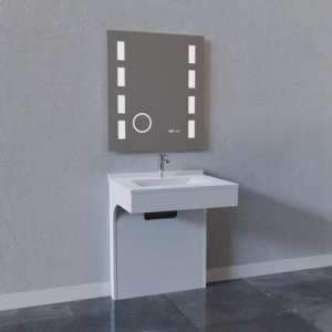 Meuble salle de bain complet Epure