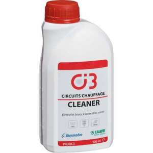 Produits de traitement pour les circuits de chauffage - Cleaner C3