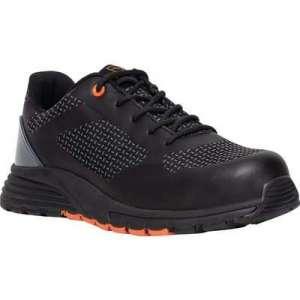 Chaussures basses de sécurité Soccer - Norme S1P - Noir
