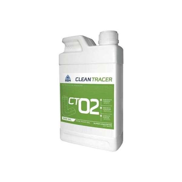 Anticorrosif protecteur PAC / réseau PER CT02 - Bidon 500 ml - RBM