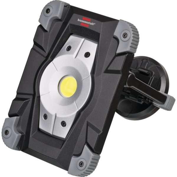 Projecteur LED rechargeable avec feu de signalisation - 20 W - 2000 lm - Brennenstuhl
