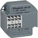 Télérupteur unipolaire silencieux Saillie complet - Legrand