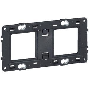 Support Batibox 2 x 2 modules - Legrand