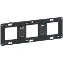 Support Batibox 3 x 2 modules - Legrand