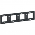 Support Batibox 4 x 2 modules - Legrand