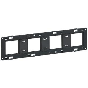 Support Batibox 4 x 2 modules - Legrand