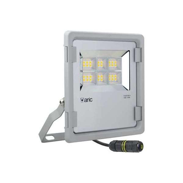 Projecteur LED gris Twister 3 - 70 W - 3000 K - Aric