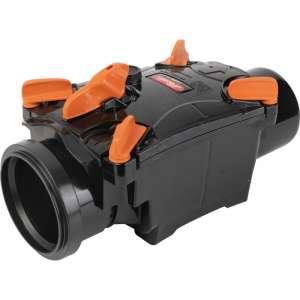 Clapet anti-retour PVC gris - Ø 100 mm - Nicoll