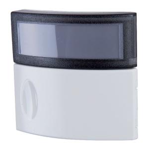 Bouton poussoir Salsa porte étiquette IP 44 IK 06 - Legrand